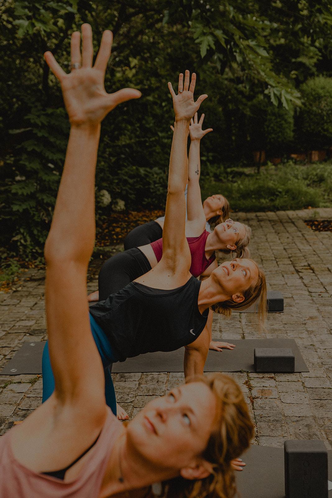 Energy Flow Yoga